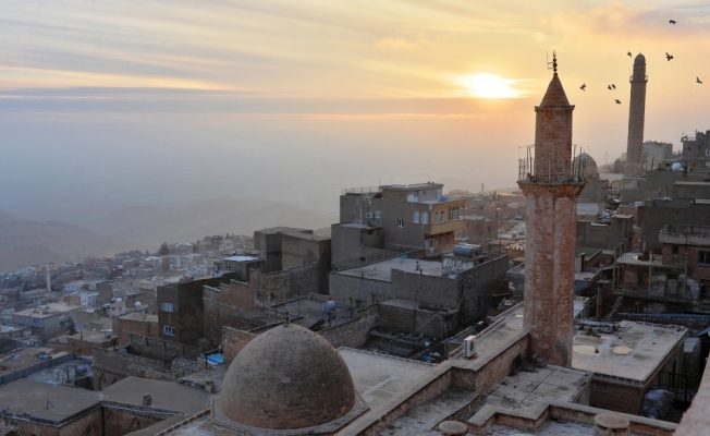 """""""Mezopotamya'nın incisi"""" turizmde zirveyi gördü"""