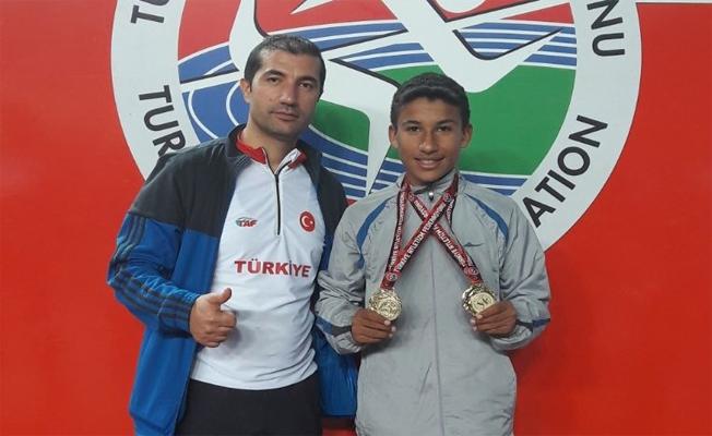 Şanlı kente çifte şampiyonluk