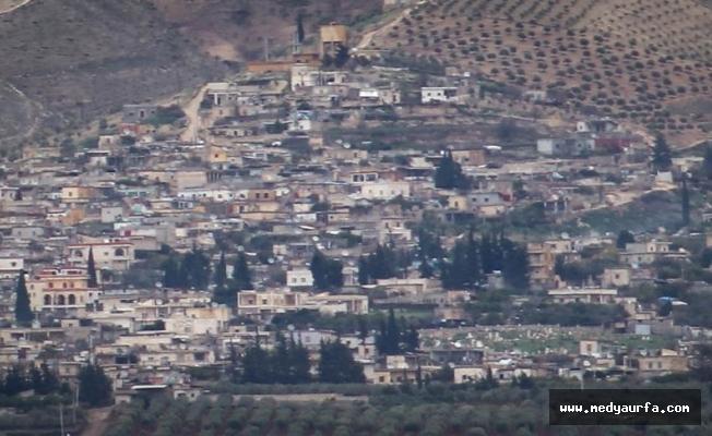 PYD/PKK Afrin'den Azez'deki sivilleri füzeyle vurdu