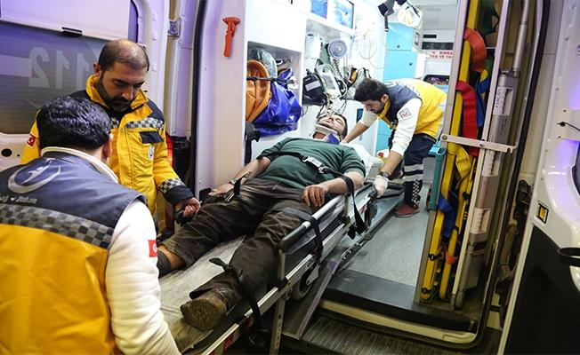 Urfa-Diyarbakır yolunda trafik kazası: 9 yaralı