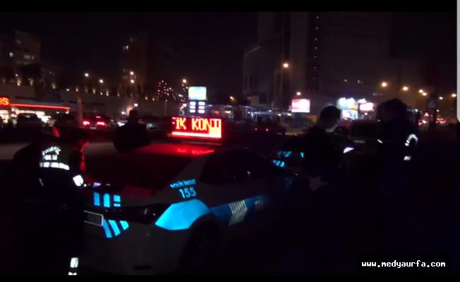 Urfa'da yüzlerce polisle huzur operasyonu