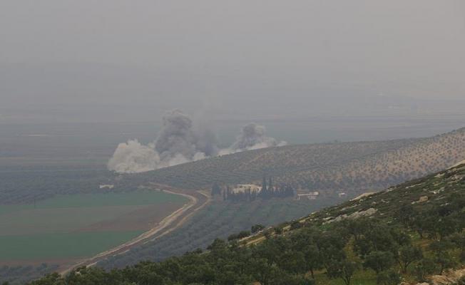 Afrin'de etkisiz hale getirilen terörist sayısı 1439 oldu