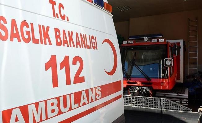 Suruç'ta minibüs ile otomobil çarpıştı: 6 yaralı