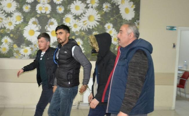Aksaray'da gasp iddiası