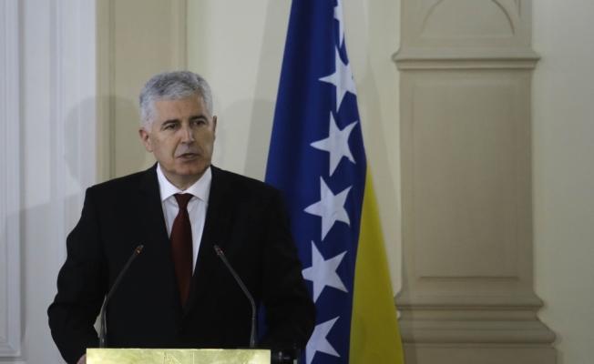 """""""Avrupa ile Bosna Hersek beraber yürüyecek"""""""