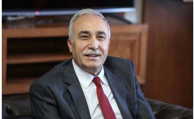 Bakan Fakıbaba'dan kongre daveti
