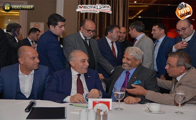 Bakan Fakıbaba, İzmir'deki Urfalılarla buluştu
