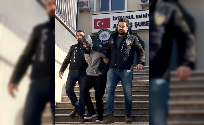 Bankadan para çeken vatandaşı takip ederek gasp eden şüpheli tutuklandı