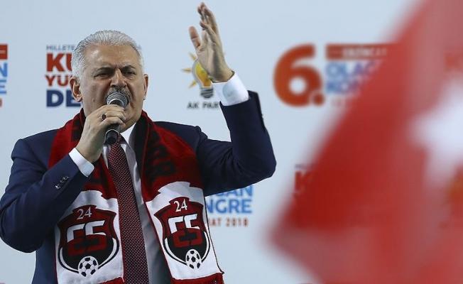 Başbakan Yıldırım uyardı: ''Bu yoldan vazgeçin yoksa...''
