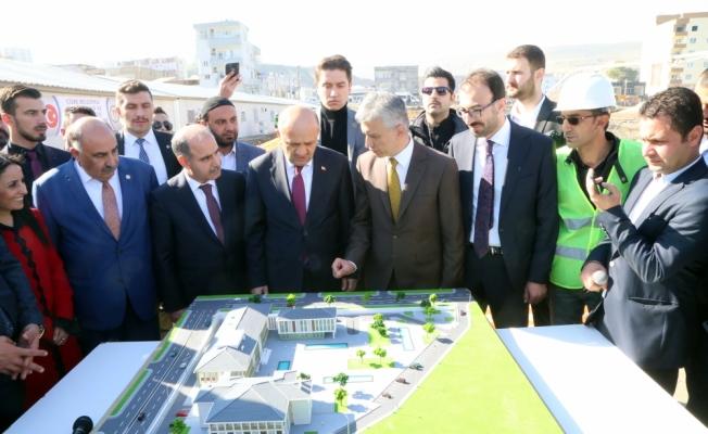 Başbakan Yardımcısı Işık Şırnak'ta