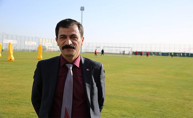 Başkan Kudat'tan taraftara çağrı