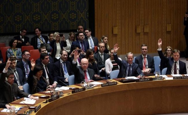 """BMGK, Suriye'de bir ay """"insani ateşkes"""" kararı aldı"""