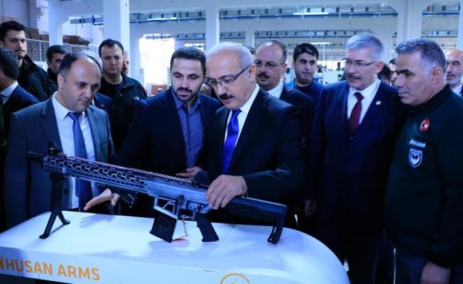 ''Bu silahları Sayın Kılıçdaroğlu'na ithaf ediyoruz''