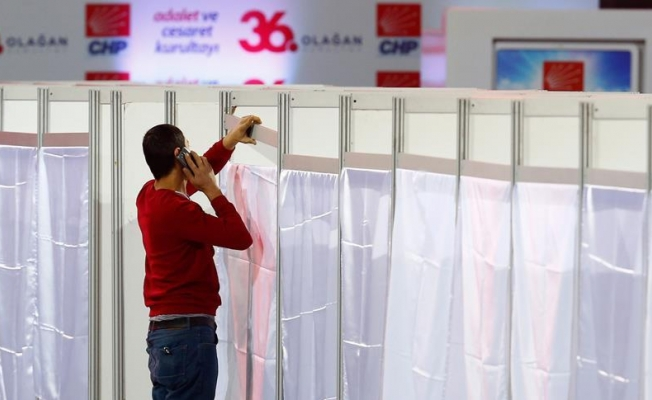 CHP'nin PM ve YDK üyelikleri için aday listeleri kesinleşti