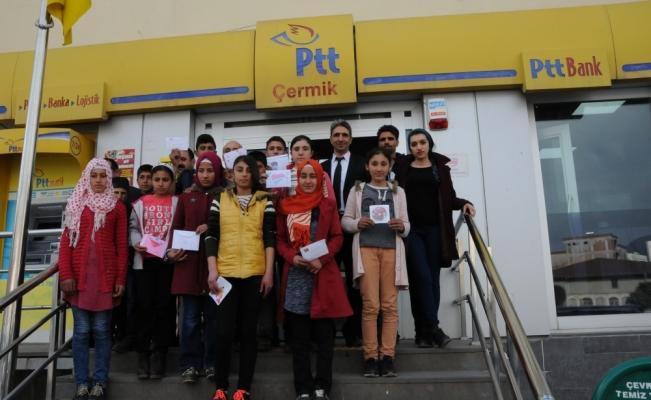 Diyarbakırlı öğrencilerden Mehmetçik için klip