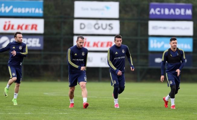 Fenerbahçe'de Medipol Başakşehir maçı hazırlıkları