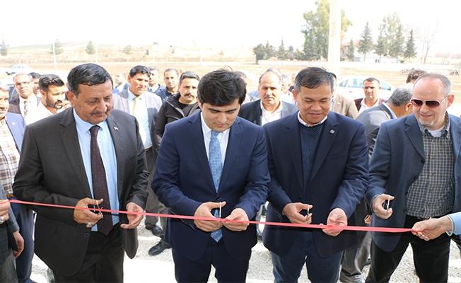 Harran'da Fitness Salonu Açıldı