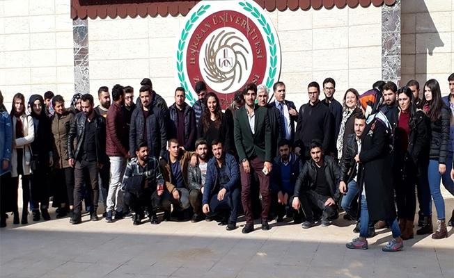 HRÜ'de İntörn Eğitimi Başladı