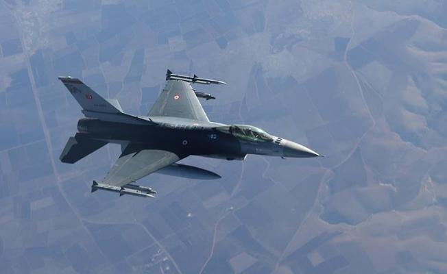 Irak'ın ZAP bölgesine hava harekatı