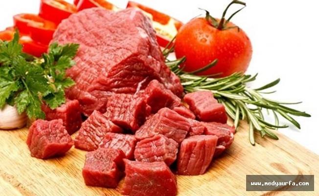 Kırmızı et tüketimi azaldı
