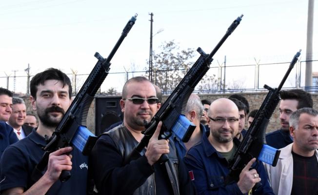 MKEK'den milli piyade tüfeği sevkiyatı