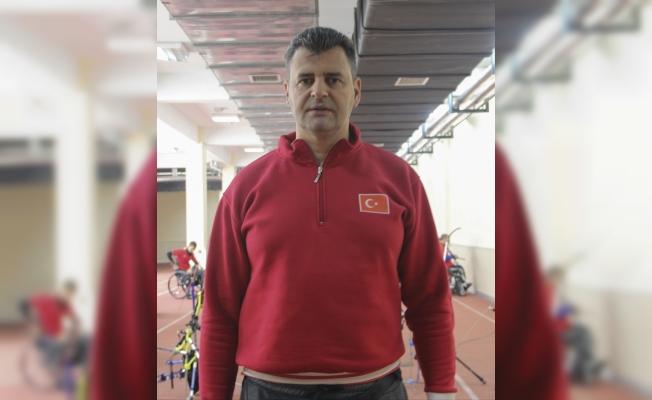 Paralimpik okçular, Avrupa Şampiyonası'na hazırlanıyor