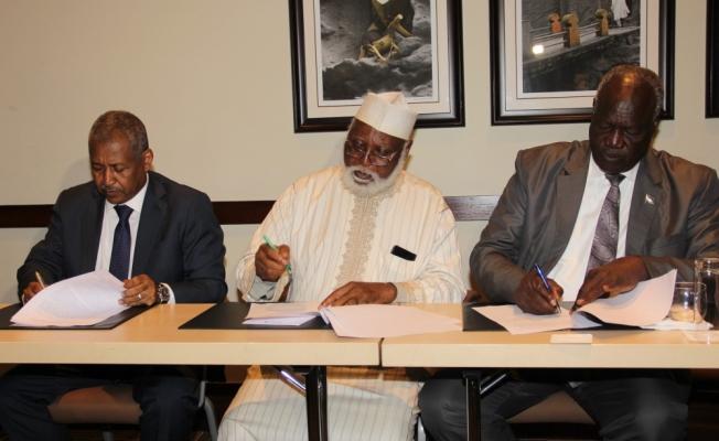 Sudan ve Güney Sudan sınırı askerden arındırılıyor