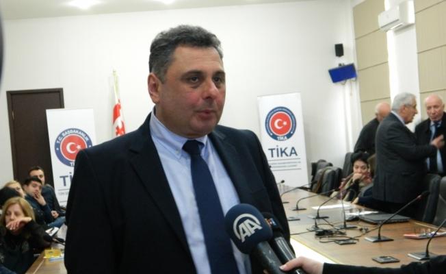 TİKA'dan Gürcistan'da tarıma destek