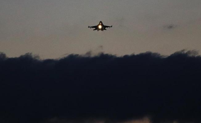 TSK'dan Afrin'deki terör hedeflerini bombaladı