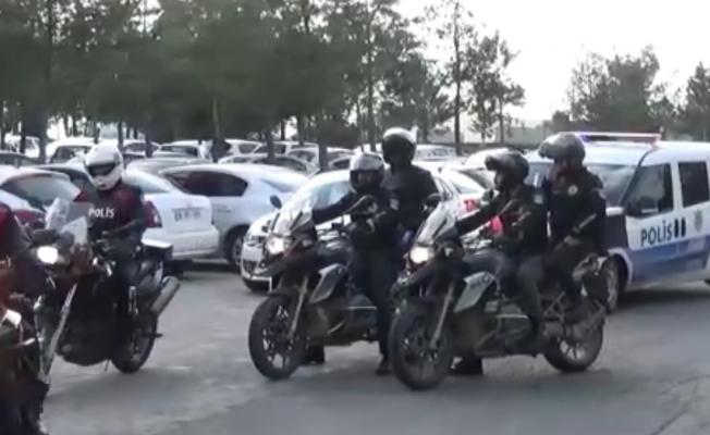 Urfa Polisi, okul çevrelerinde denetimlerini arttırdı