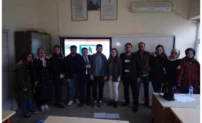 Viranşehir'de kadınlara hijyen eğitimi