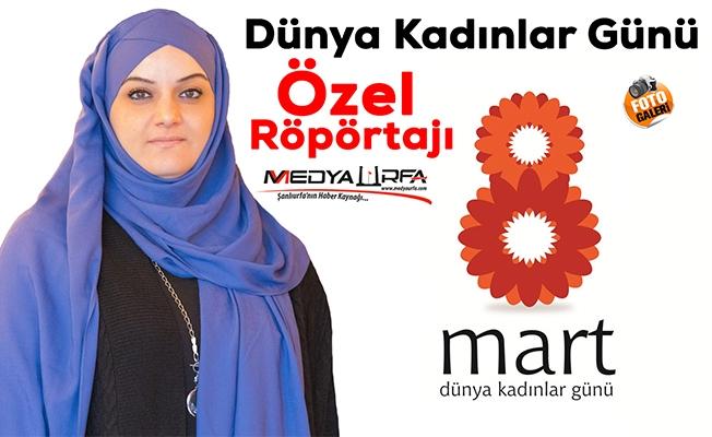 Ayşe Ekinci: Eyyübiye'de kadınlarımız istihdama kazandırıldı
