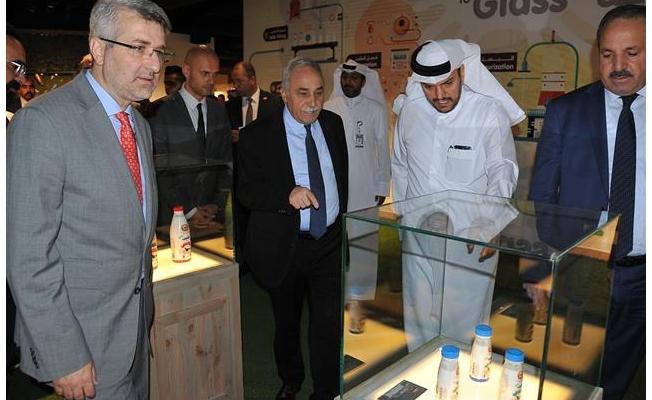 Fakıbaba Katar'da Baladna Süt Üretim Tesisini gezdi