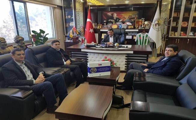 Özyavuz'dan 'Tarih Yeniden Canlanıyor Projesi'ne tam destek