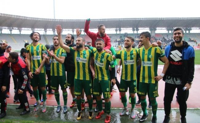 Şanlıurfaspor, Silivri'yi 3-0 mağlup etti