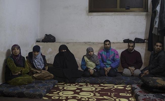 Suriyeli annenin 6 engelli çocukla hayat mücadelesi