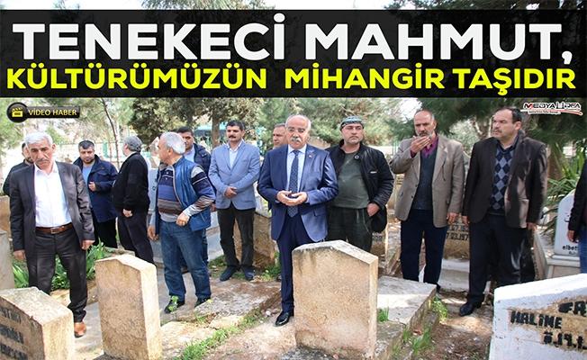 Tenekeci Mahmut, dualarla anıldı