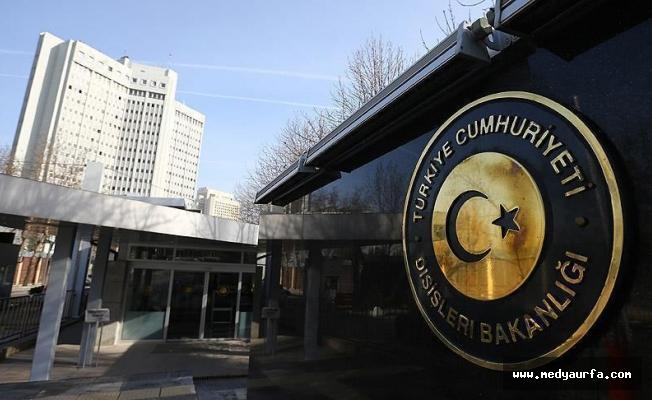 Türkiye'den AP'nin 'Zeytin Dalı' kararına tepki