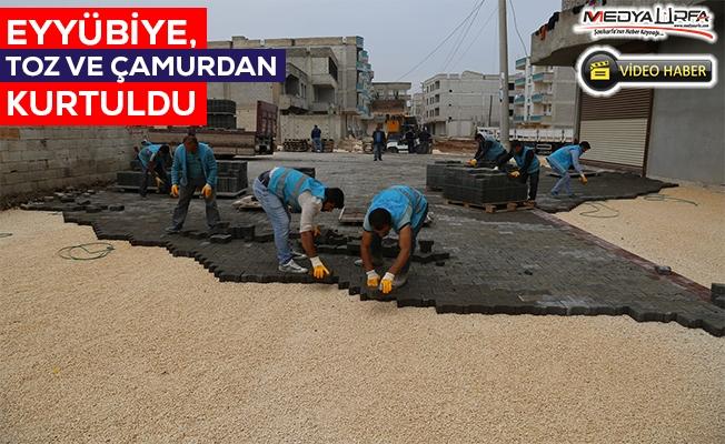 Vatandaşlardan Eyyübiye Belediyesi'ne teşekkür