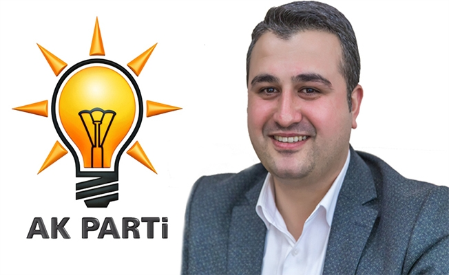 AK Parti Şanlıurfa İl Başkanlığına Yıldız getirildi