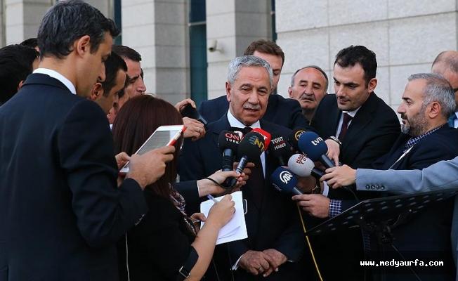 """""""Seçimden yüzde 45'e yakın oyla çıkmak AK Parti açısından başarılı"""""""