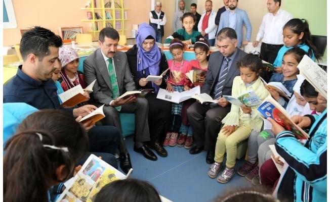 Başkan Ekinci'den eğitime destek