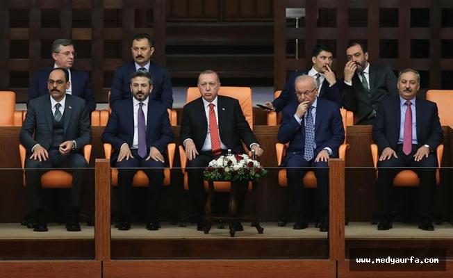 Cumhurbaşkanı Erdoğan: Tartışmalar rezalet