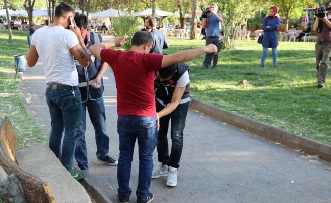 Diyarbakır'da narkotik uygulaması