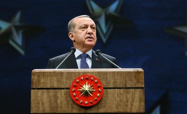 Erdoğan: Güven ortamını güçlendirecek yeni döneme giriyoruz