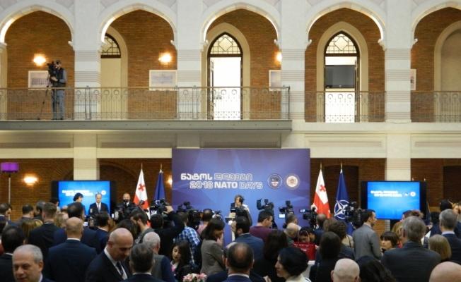 Gürcistan'da NATO Haftası