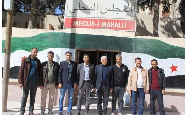 Harran Üniversitesi Cerablus'ta YÖS Sınavı Yapacak