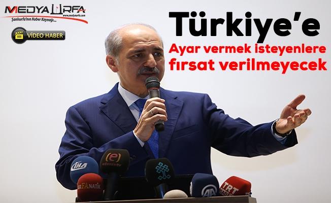 Kurtulmuş: Türkiye mazlumlara sahip çıktı
