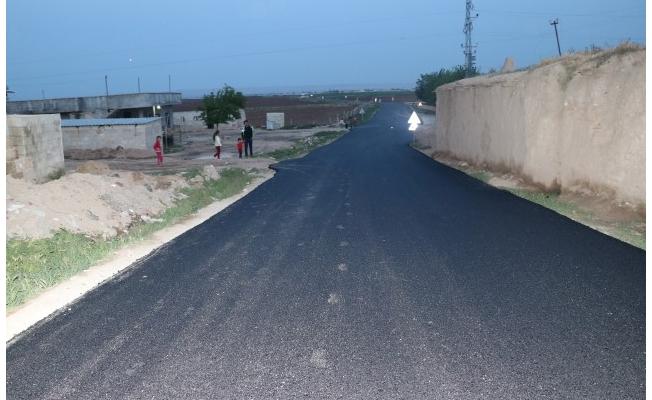 Ovada 250 KM'lik yol asfaltlanacak