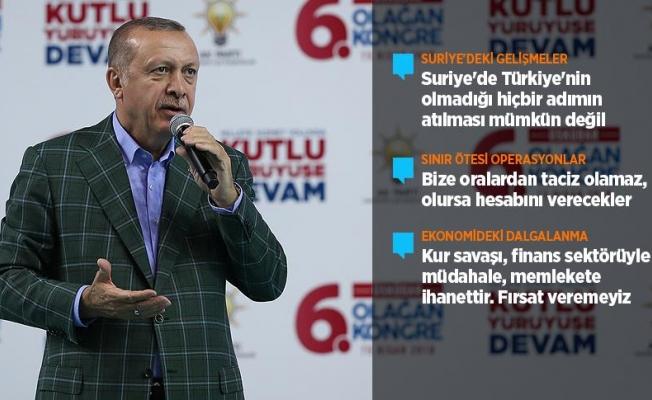 Suriye'de Türkiye'siz bir adım atılamaz
